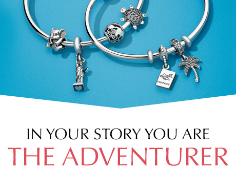 In your story you are The Adventurer.