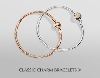 Classic Charm Bracelets.