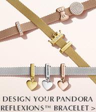 Design your Pandora Reflexions Bracelet