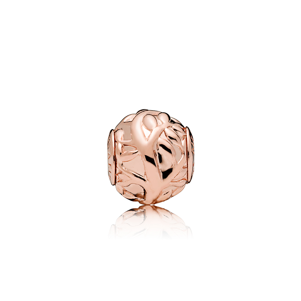 LOVES MAKES A FAMILY ESSENCE Charm, PANDORA Rose™