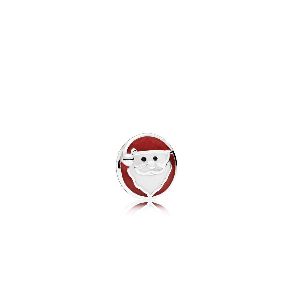 Mini Joyeux Père Noël, émaux mixtes