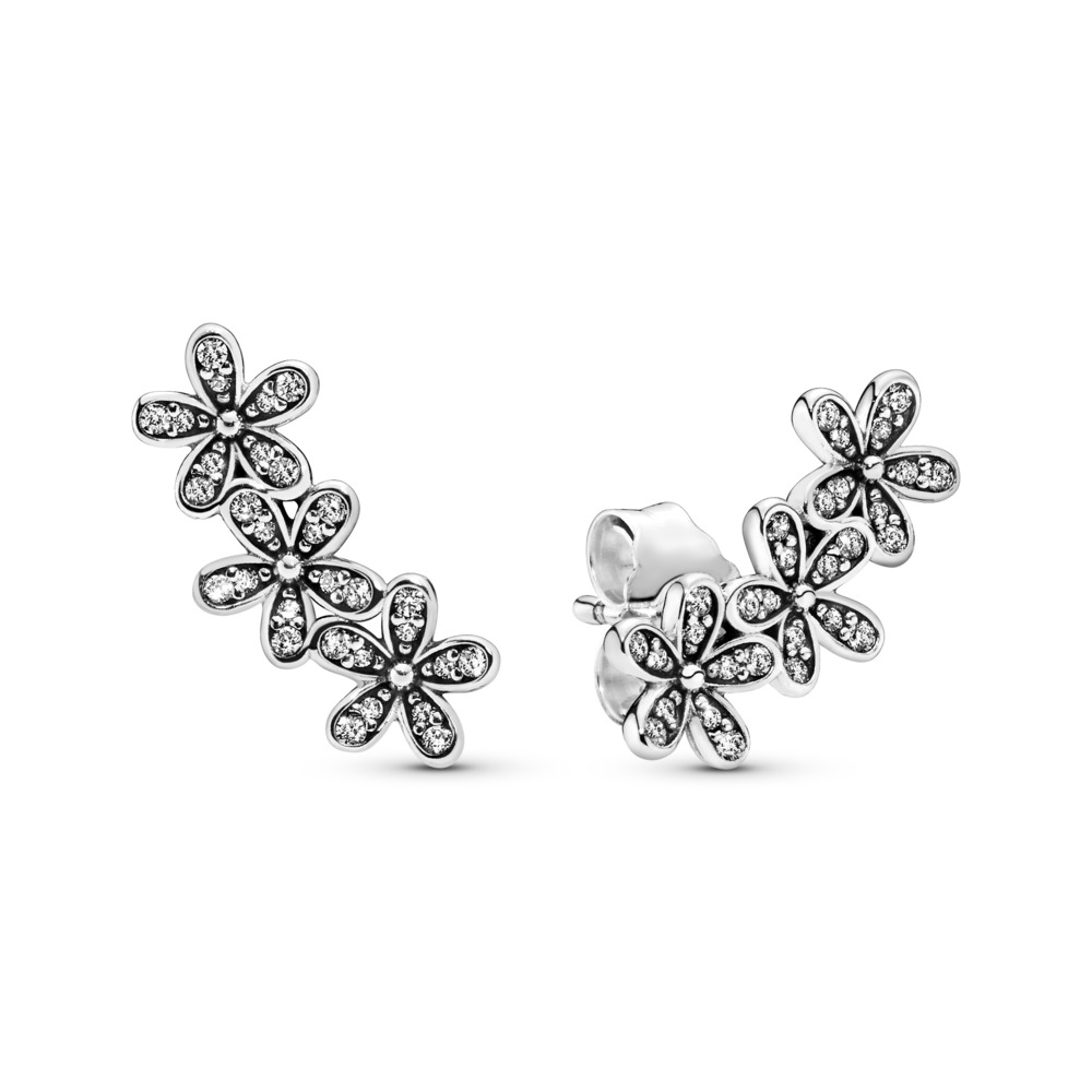 2b3a6a01d Dazzling Daisies, Clear CZ, Sterling silver, Cubic Zirconia - PANDORA -  #290744CZ