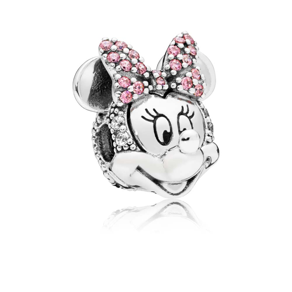Disney, Portrait chatoyant de Minnie