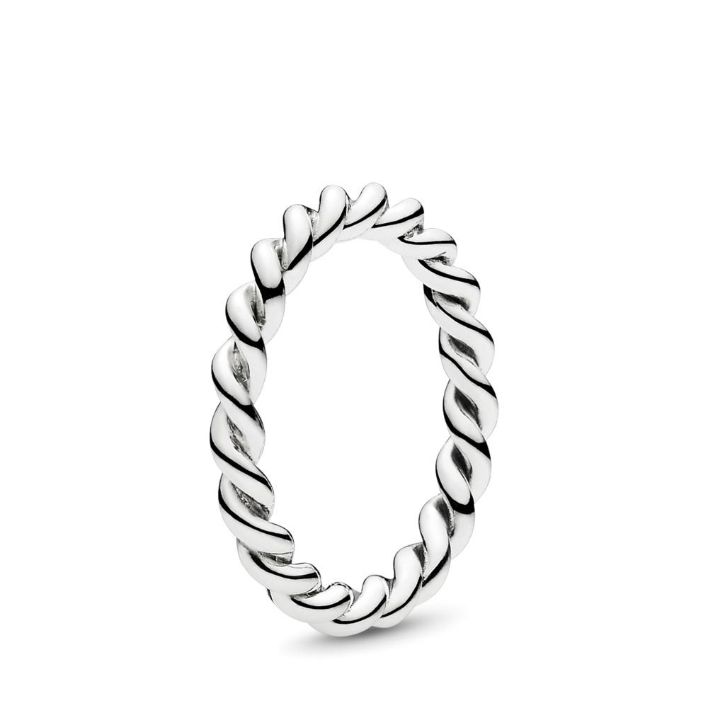 Silver ring, Argent sterling, Aucun autre matériel, Aucune couleur, Aucune pierre - PANDORA - #190602