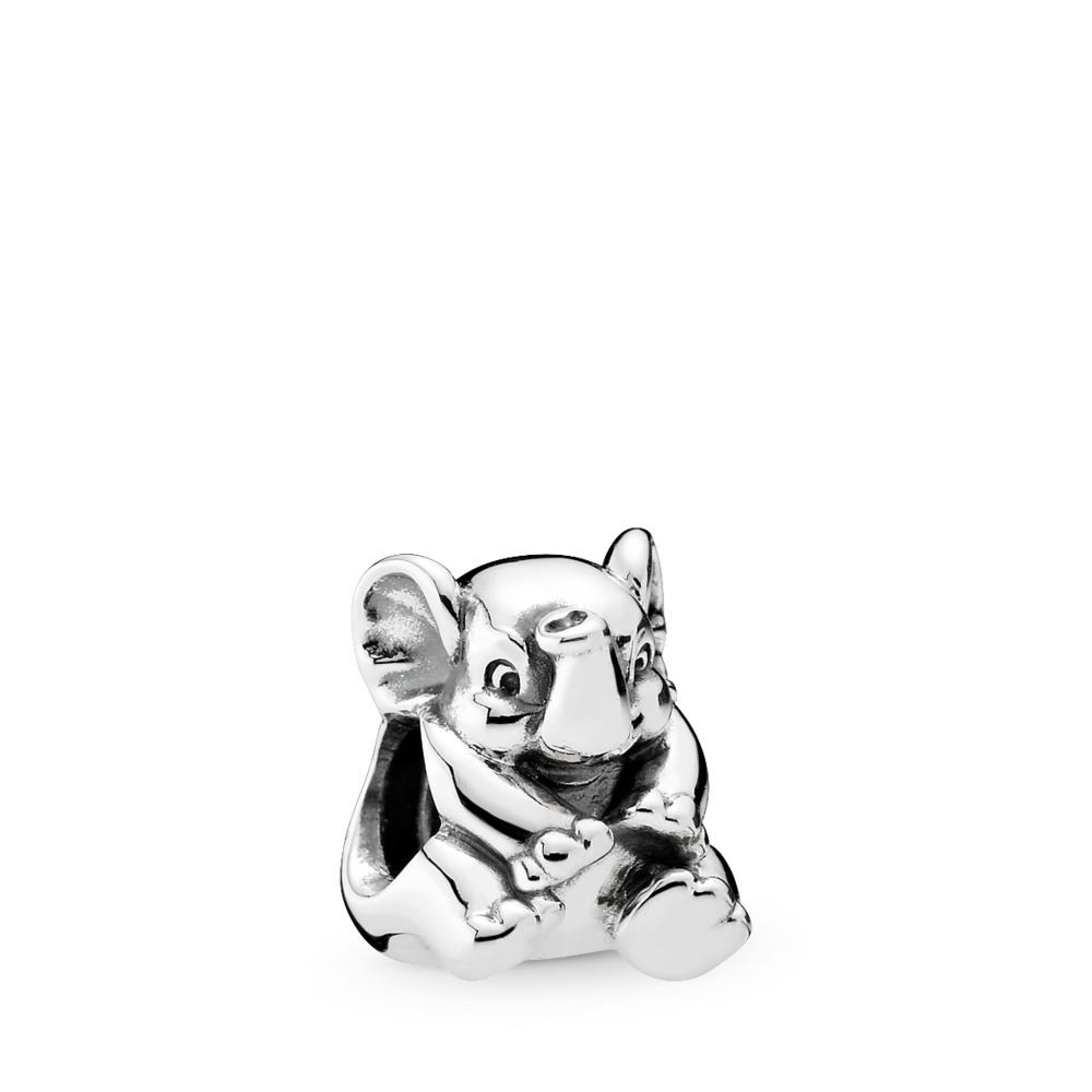 Lucky Elephant, Sterling silver - PANDORA - #791902