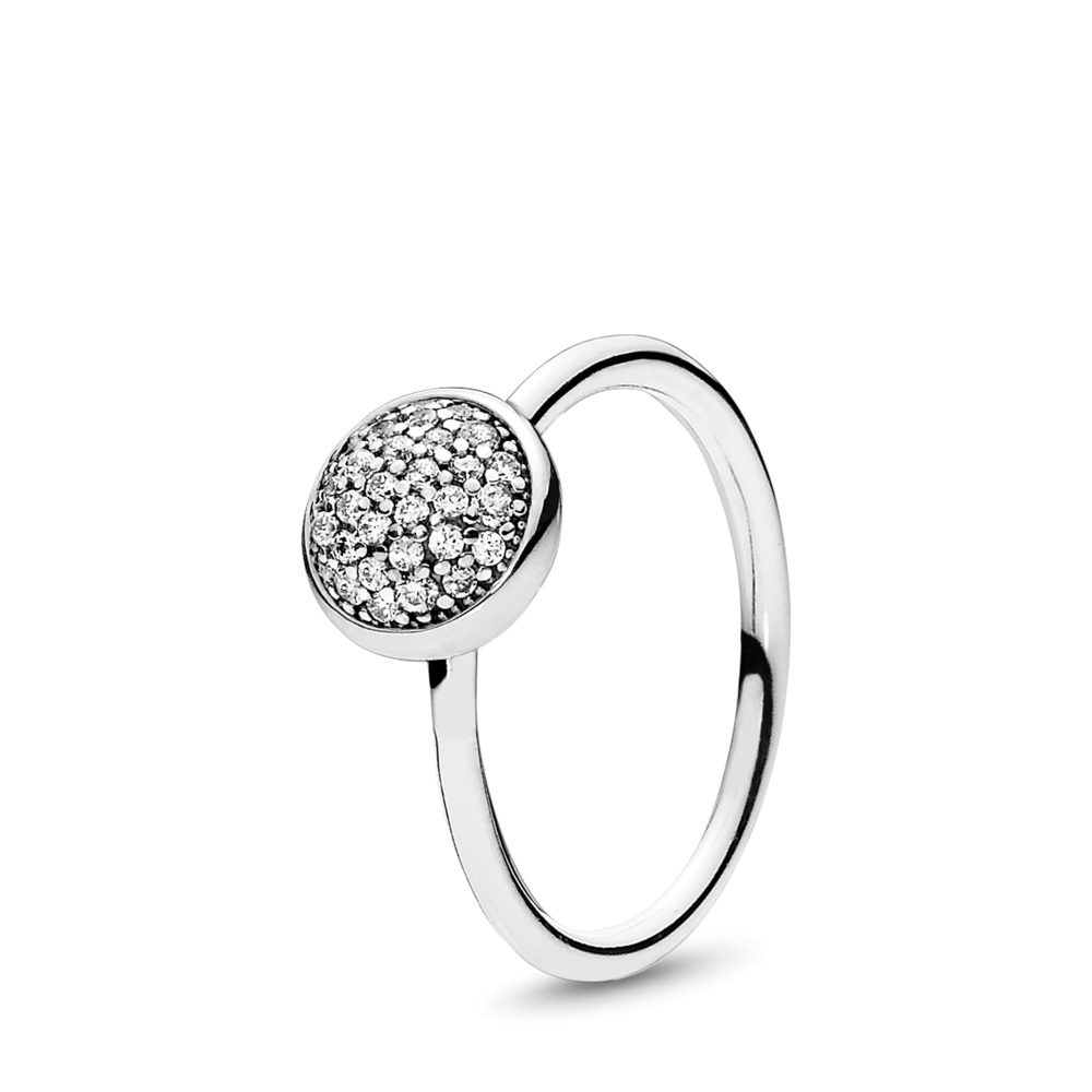 a9a00863d8a106 Dazzling Droplet, Clear CZ, Sterling silver, Cubic Zirconia - PANDORA -  #191009CZ