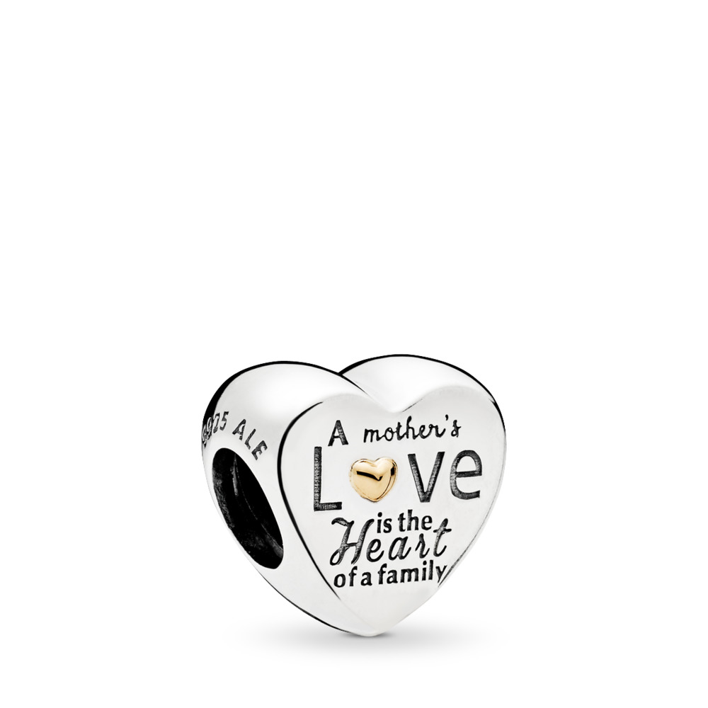 Heart of the Family, Two Tone - PANDORA - #796265
