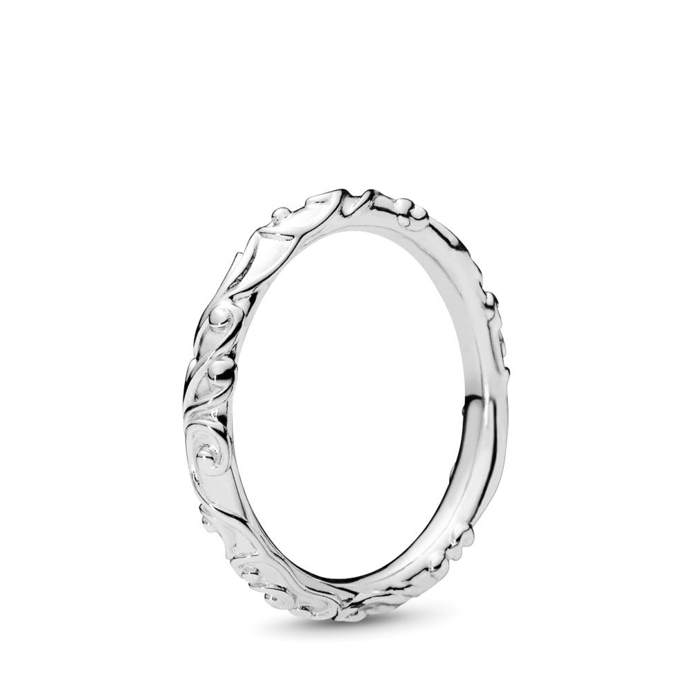 Regal Beauty Ring, Sterling silver - PANDORA - #197690