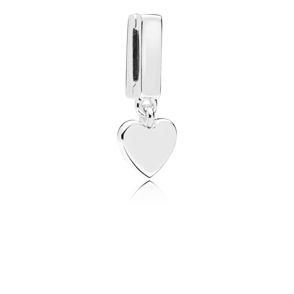PANDORA Reflexions™ Floating Heart Charm