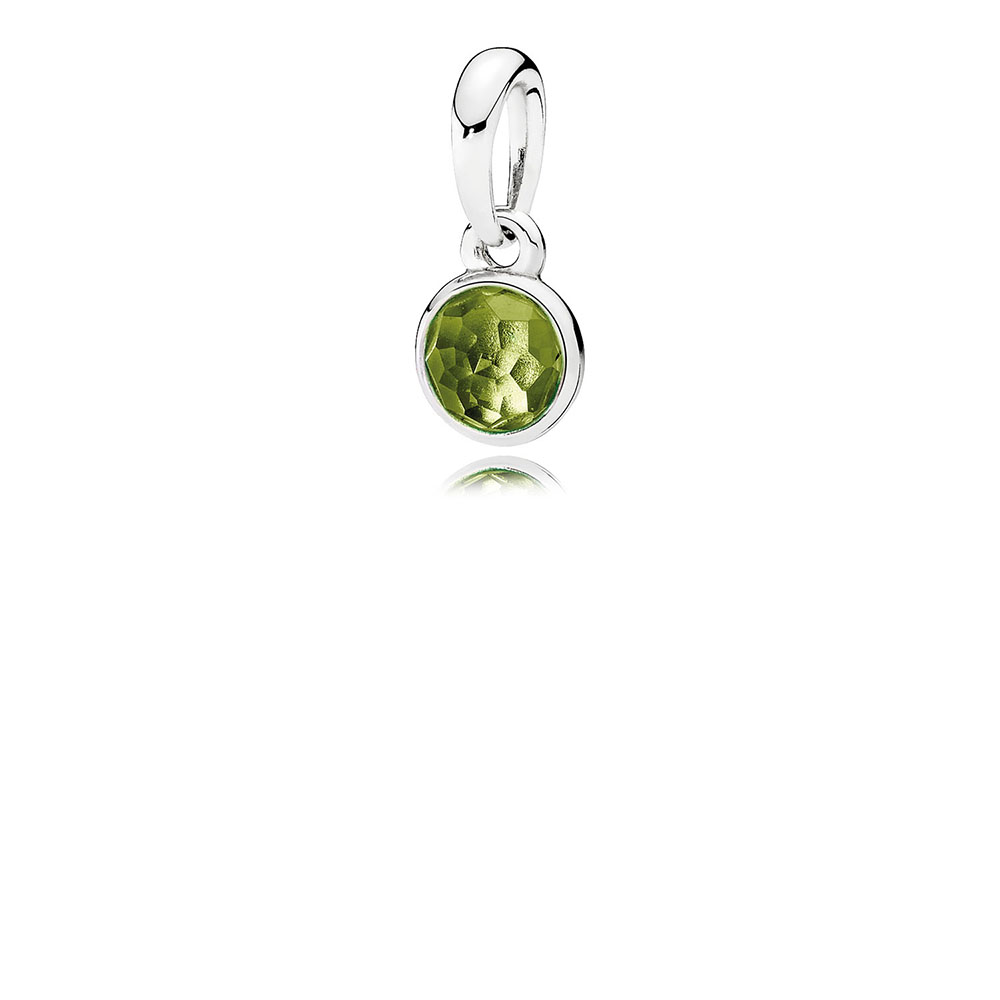 August Droplet, Peridot