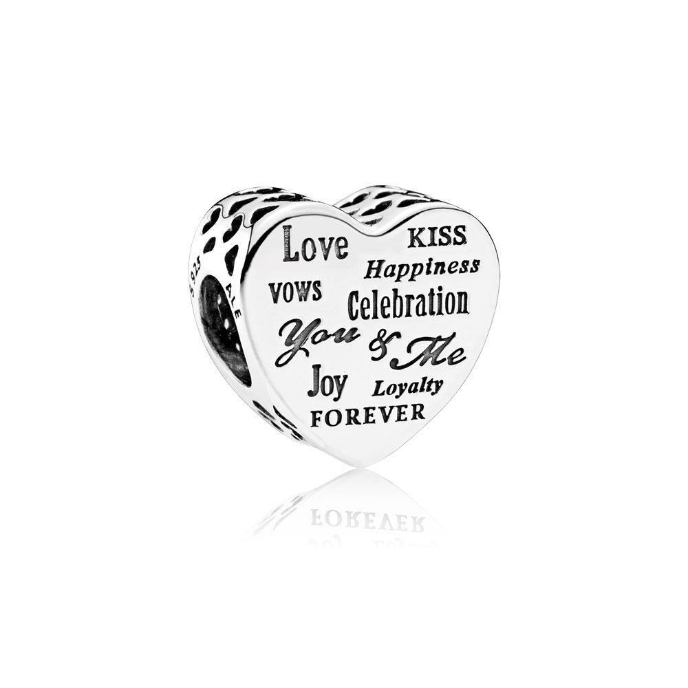 Wedding Anniversary Charms Pandora Jewellery Online Store