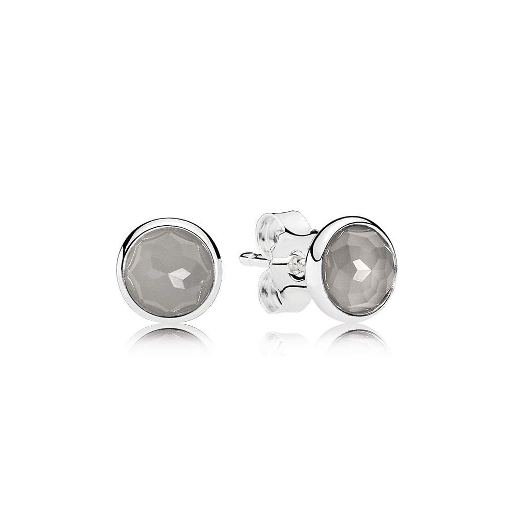 Birthstone Earrings By Month Pandora Jewellery