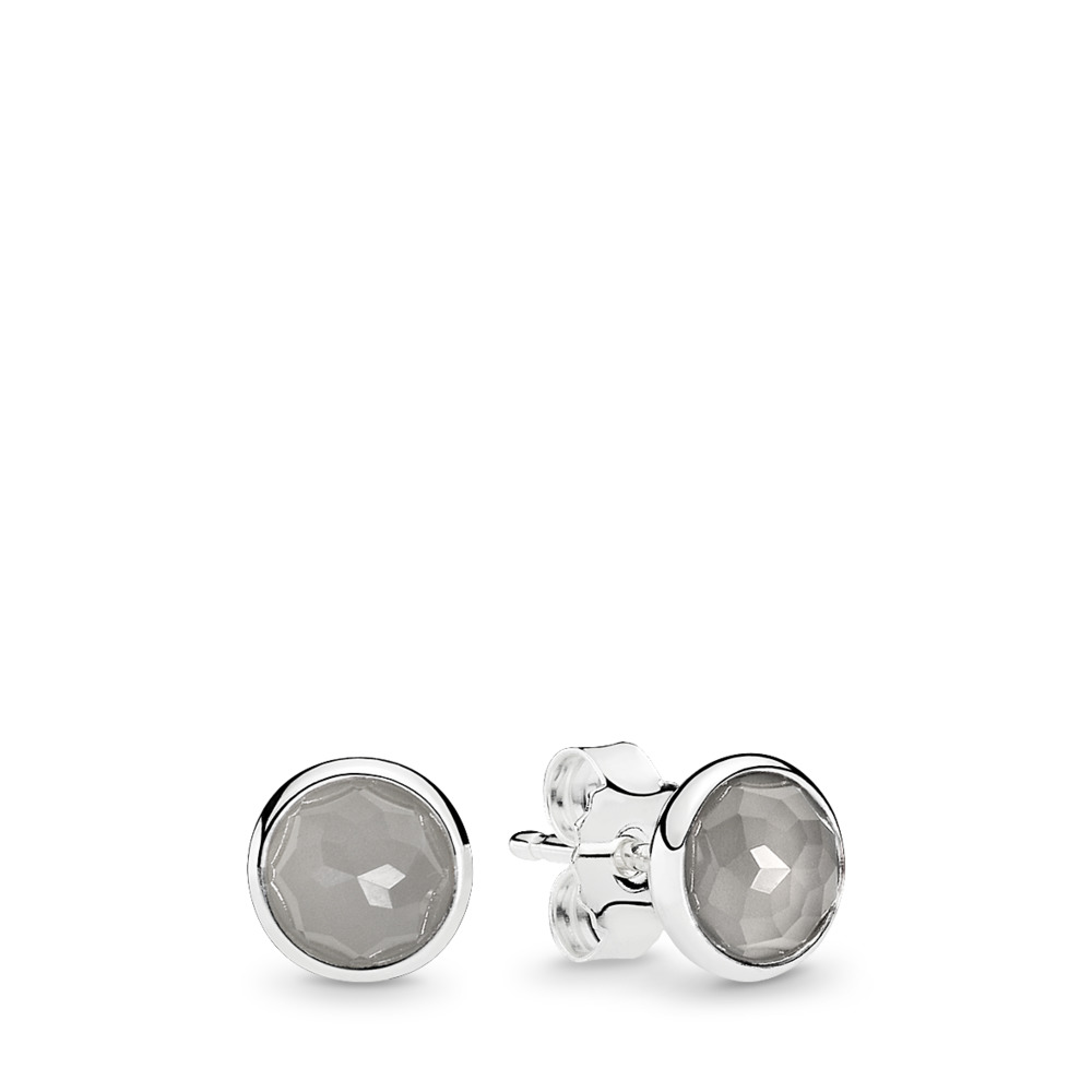 June Droplets, Grey Moonstone