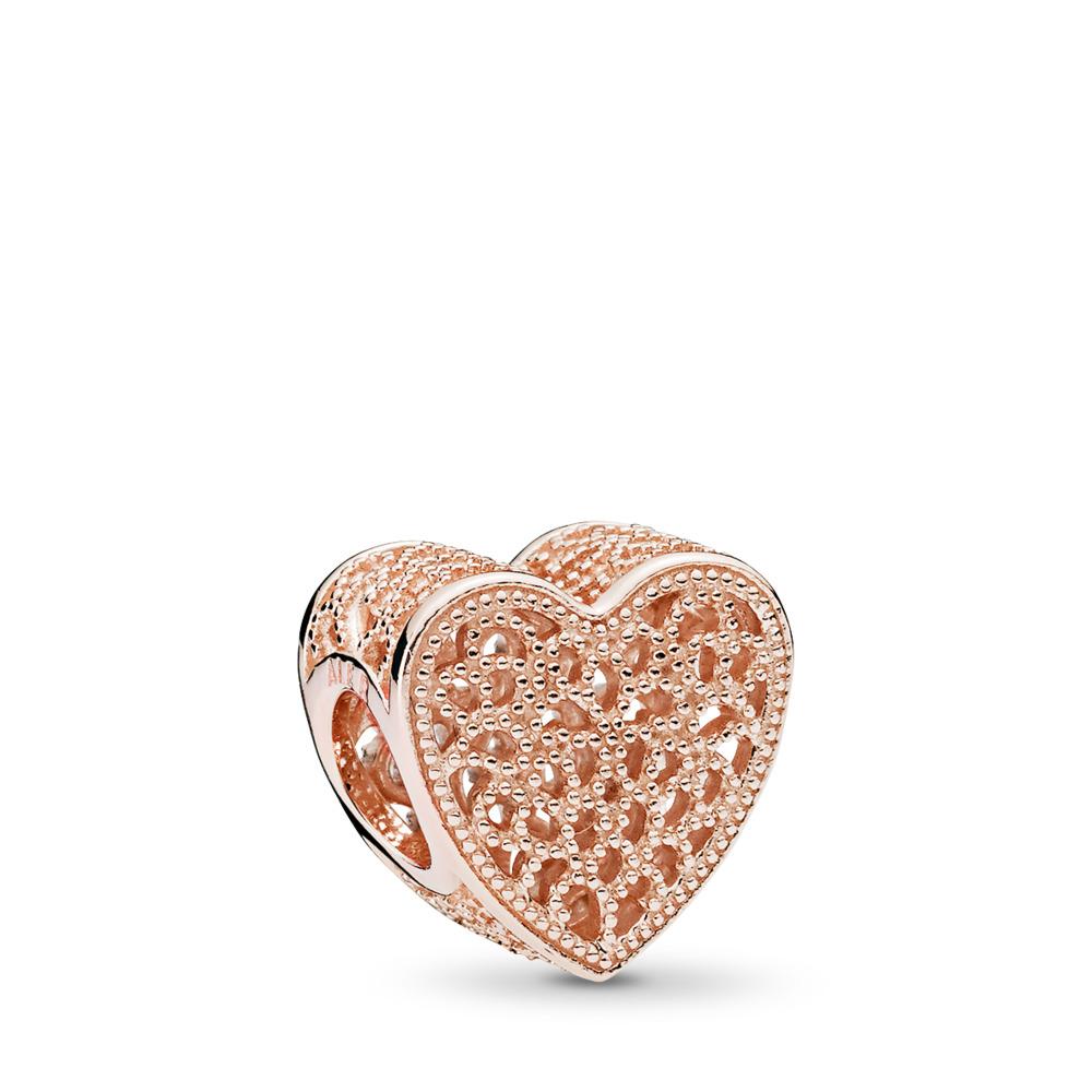 Filled with Romance, PANDORA Rose™, PANDORA Rose - PANDORA - #781811