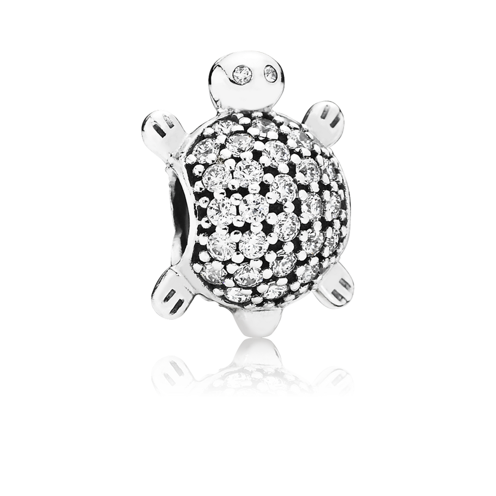 Sea Turtle, Clear CZ
