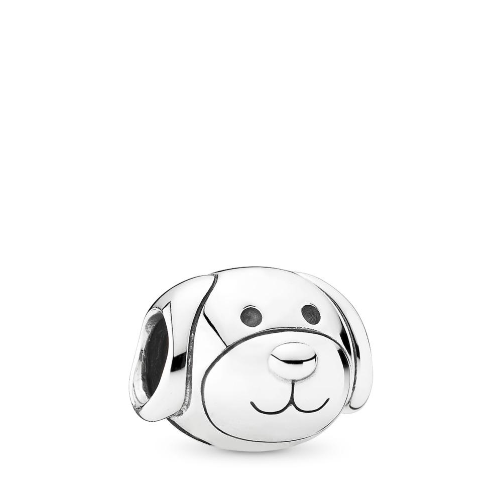 Devoted Dog, Sterling silver - PANDORA - #791707