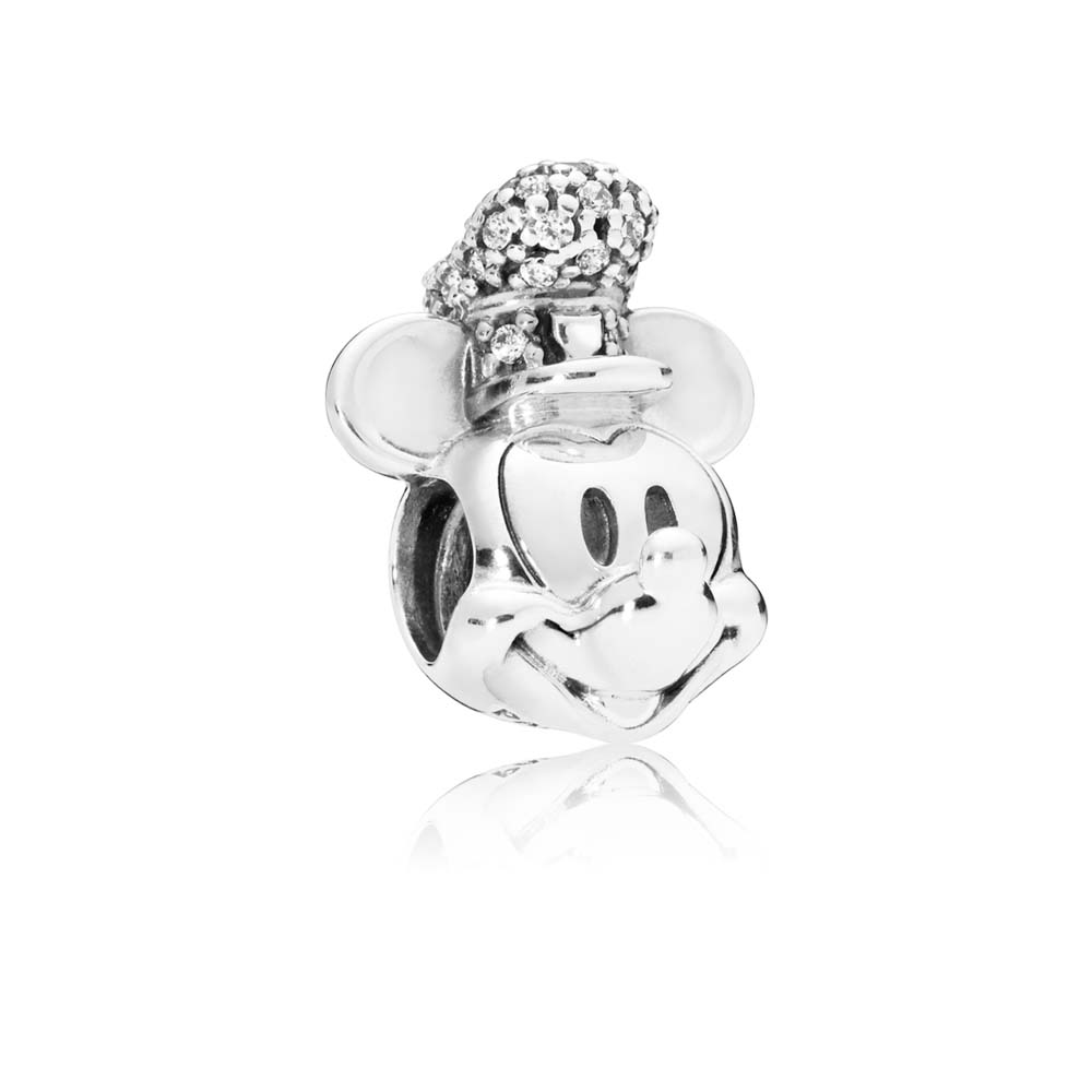 Disney, charm Portrait chatoyant de Steamboat Willie