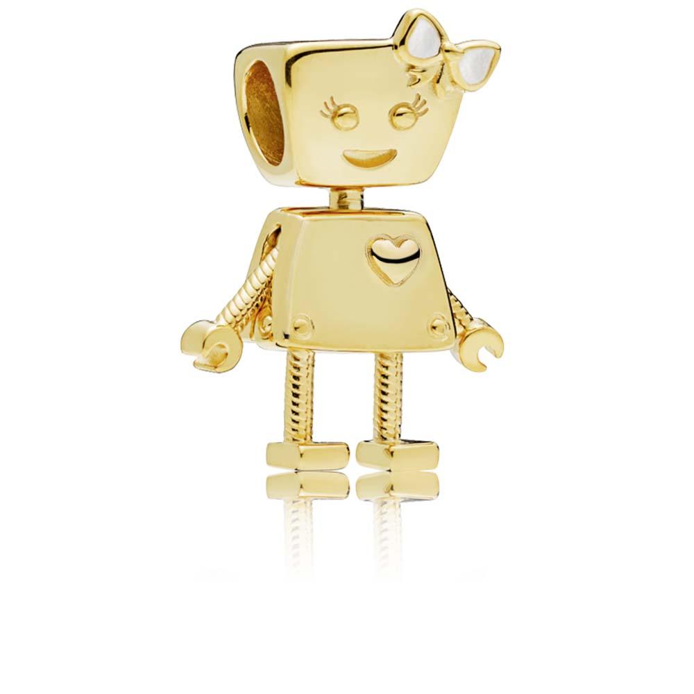 Charm Bella Bot, PANDORA Shine