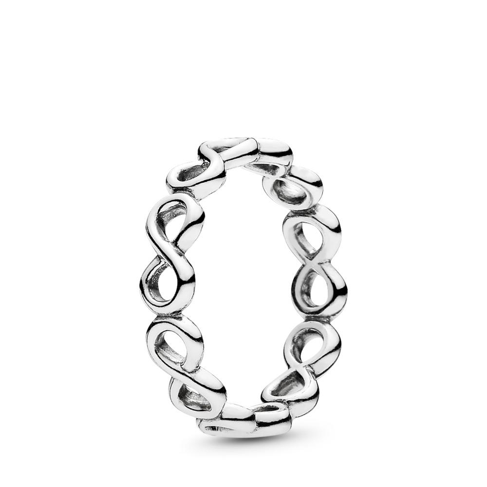 Infinite Shine, Sterling silver - PANDORA - #190994