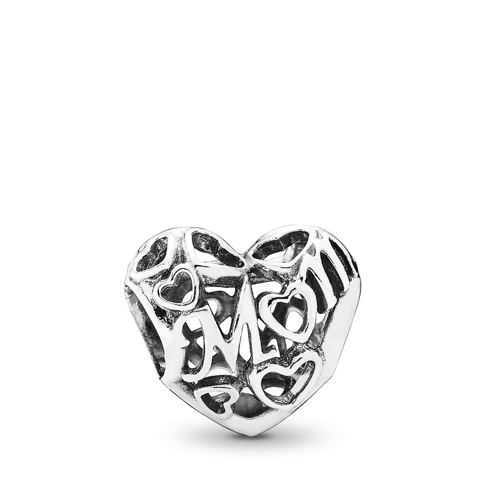 Motherly Love, Sterling silver - PANDORA - #791519