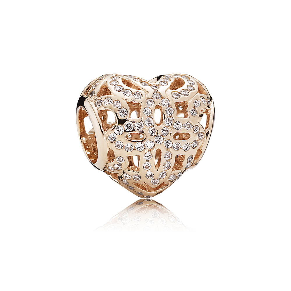 Love & Appreciation, PANDORA Rose™ & Clear CZ