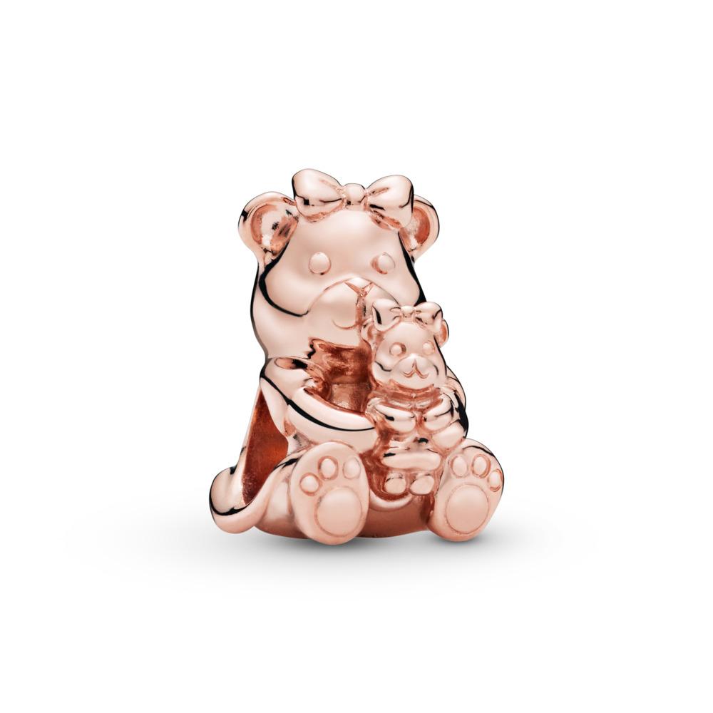 Charm L'oursonne Dora, PANDORA ROSE, Aucun autre matériel, Aucune couleur, Aucune pierre - PANDORA - #788007
