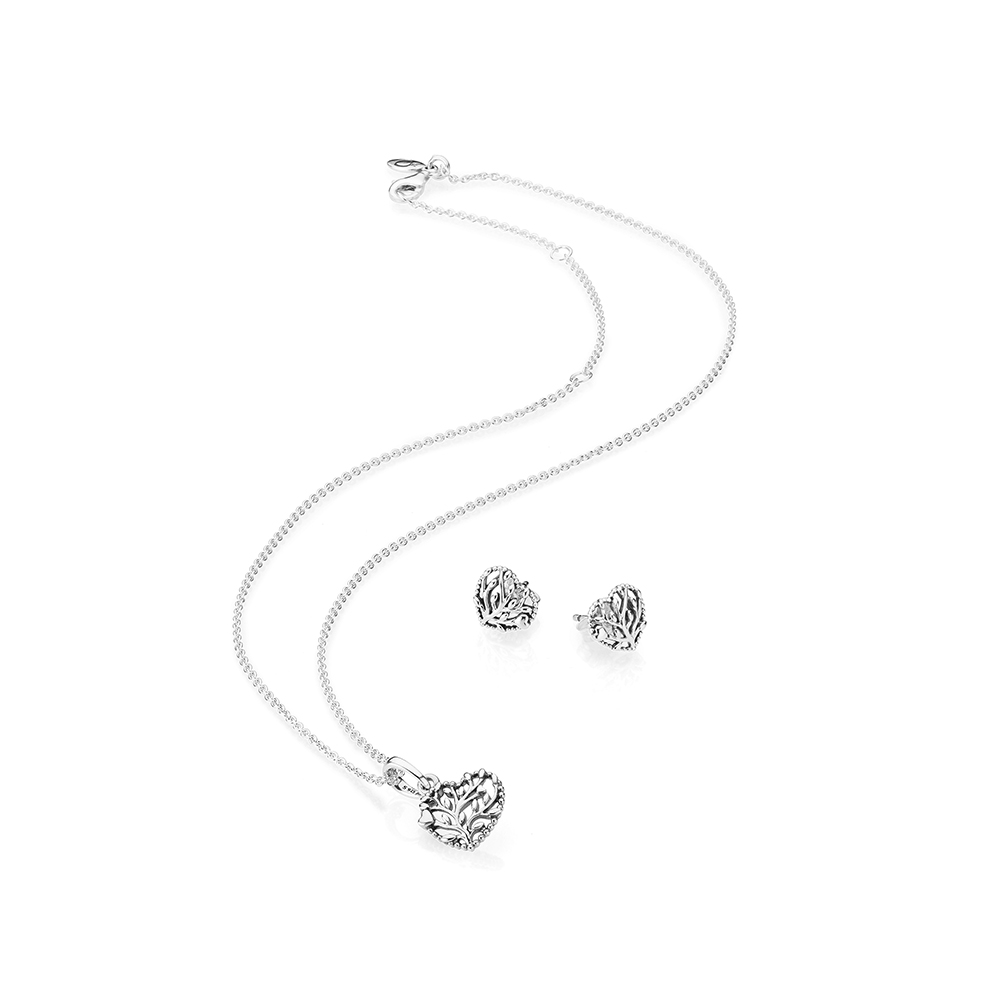 Flourishing Hearts Jewellery Gift Set