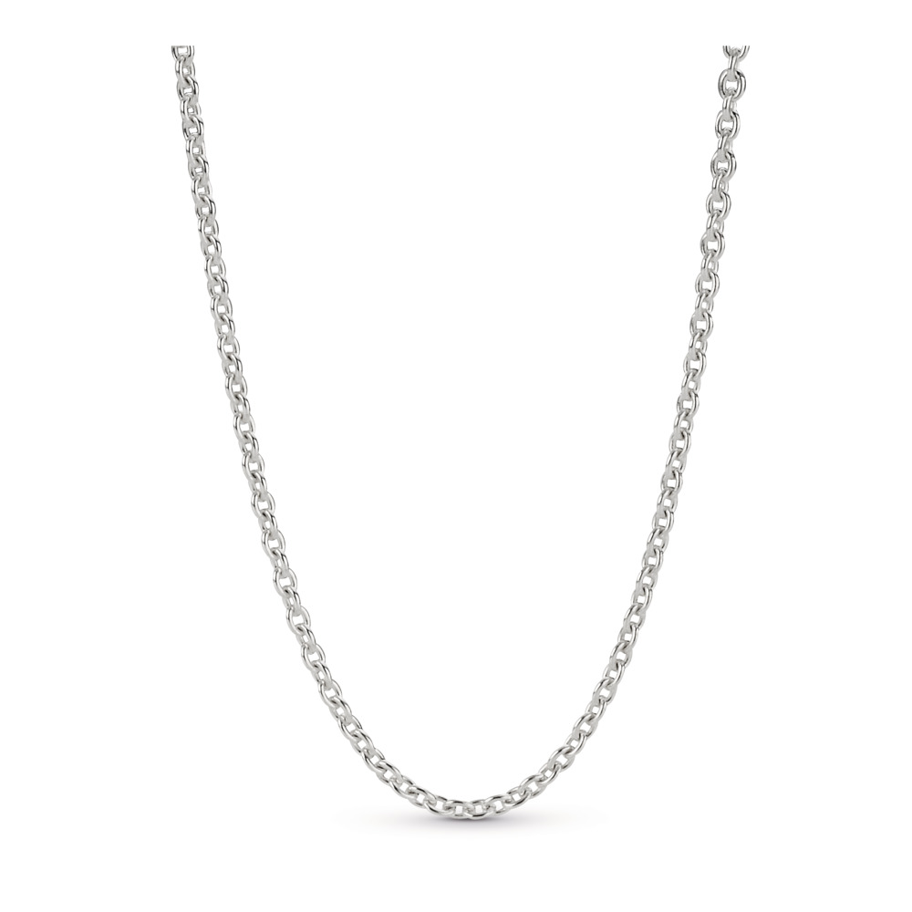 Chain Necklace, Sterling silver - PANDORA - #590200