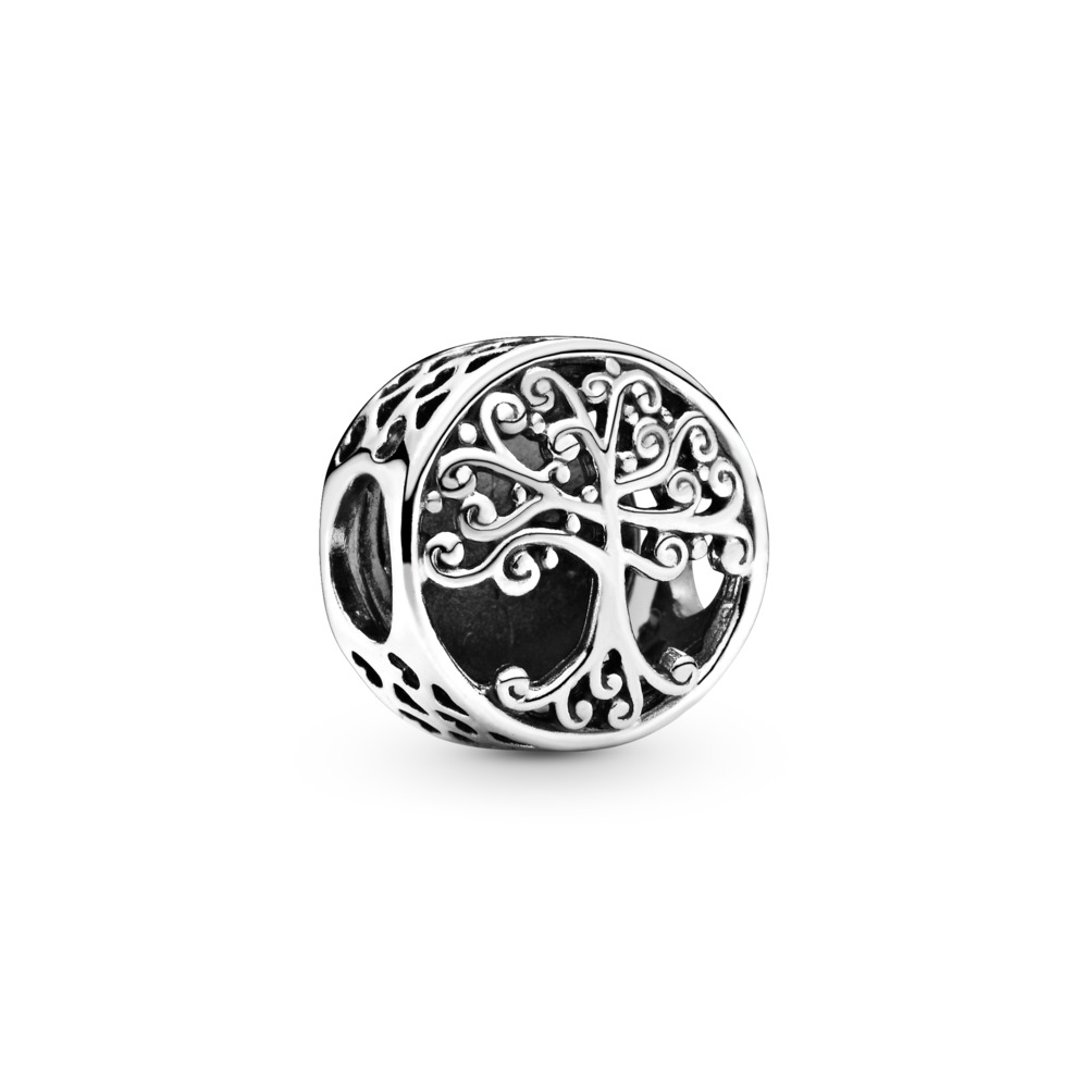 Family Roots Charm Sterling Silver Pandora 797590