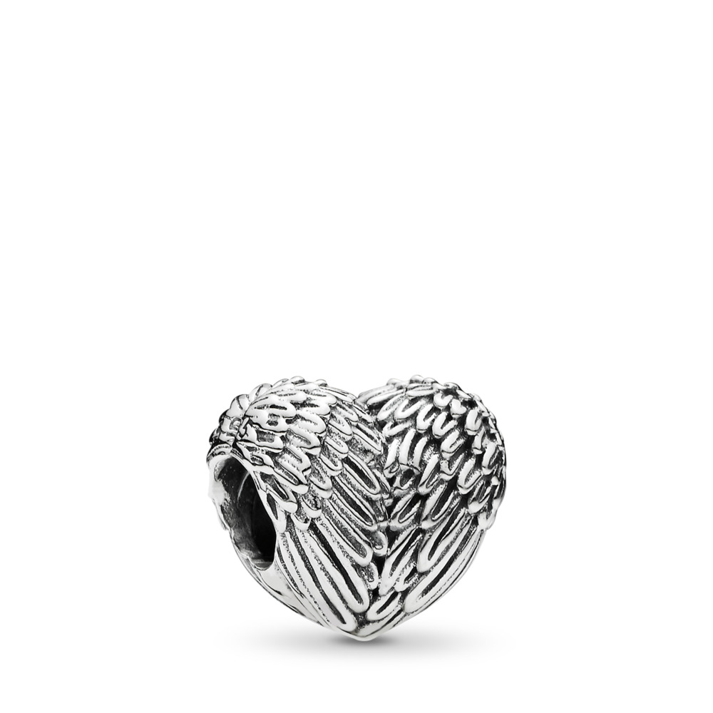 Angelic Feathers, Sterling silver - PANDORA - #791751