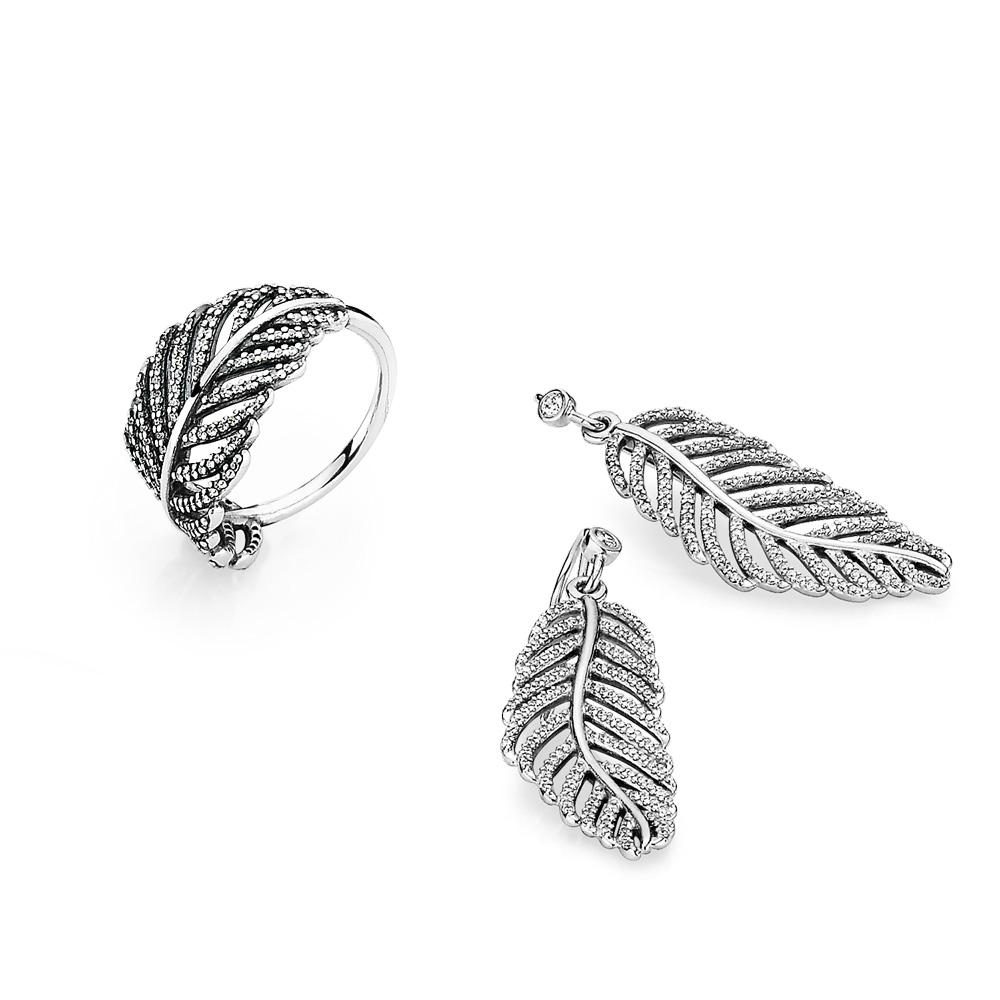 Feathered Style - PANDORA - #KRF002