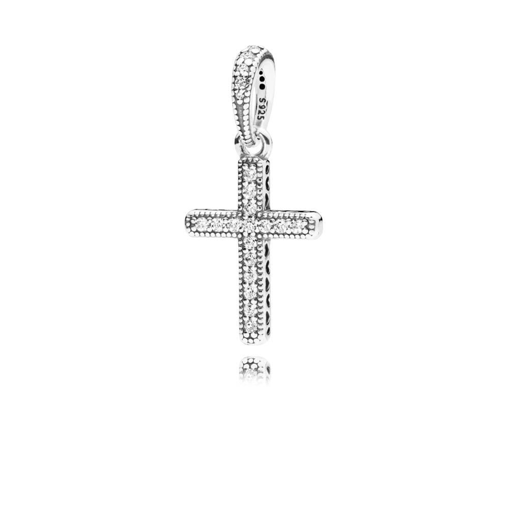 Pendentif Croix classique