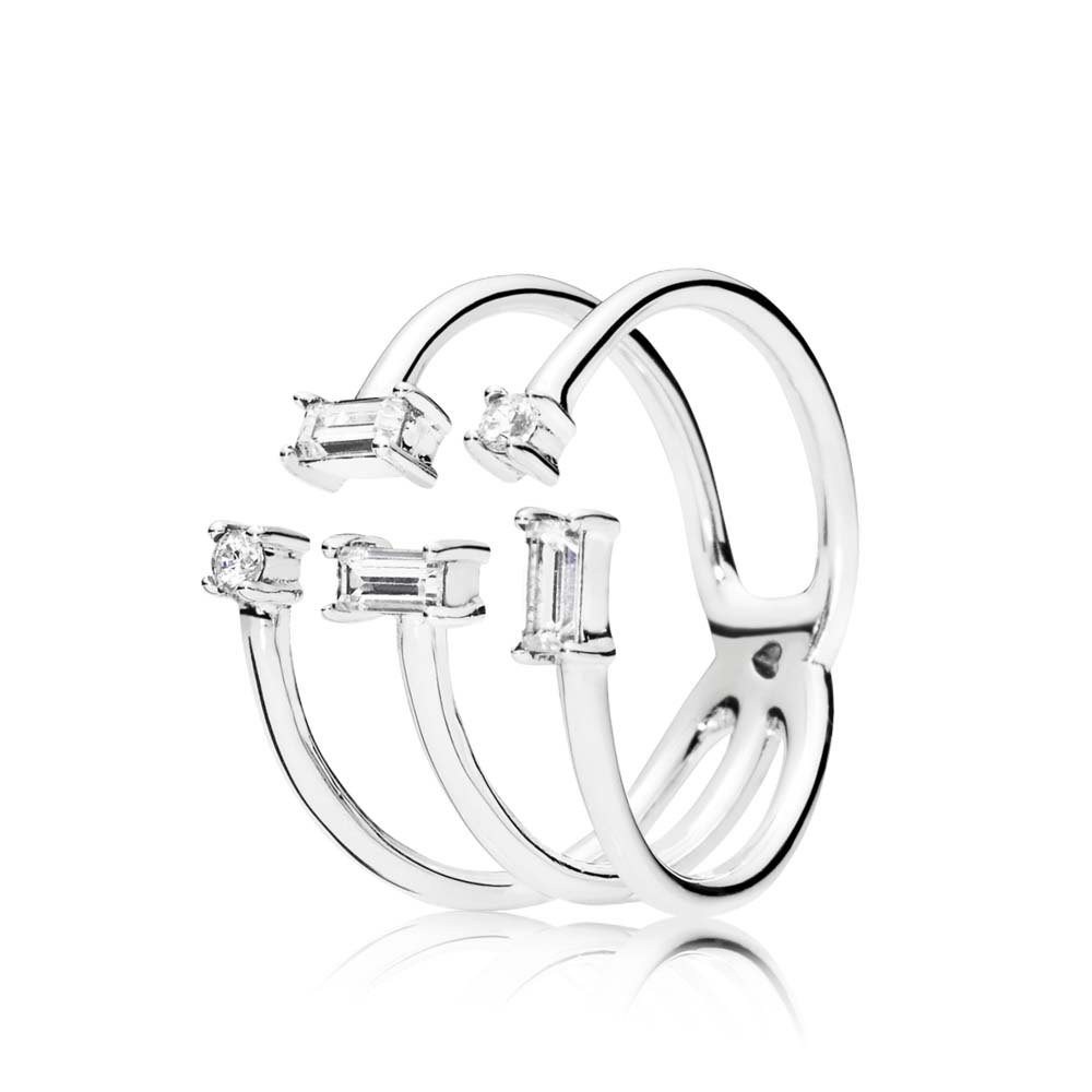 Shards of Sparkle Ring