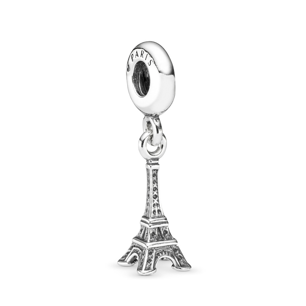 Eiffel Tower, Sterling silver - PANDORA - #791082