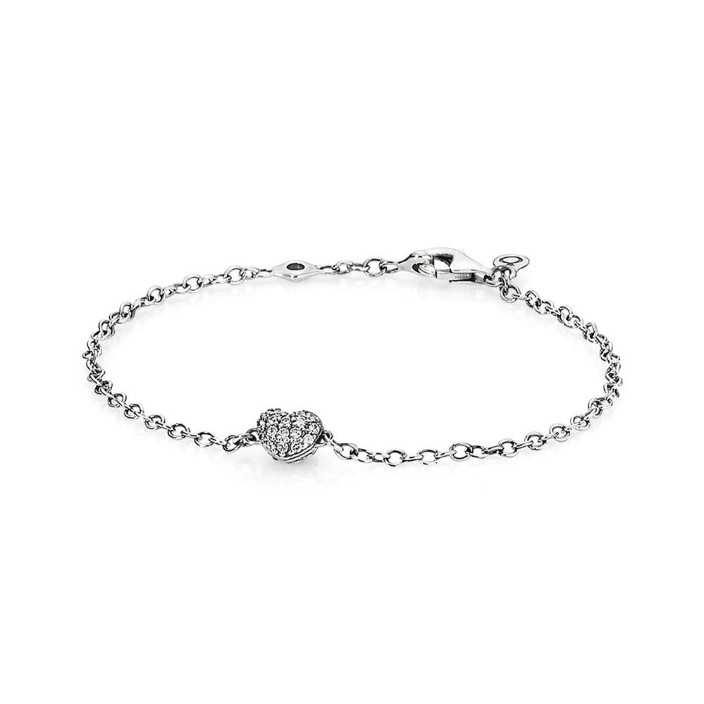 Bracelet Coeur Délicat