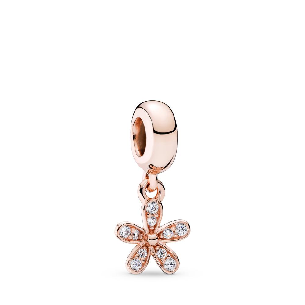 d0df1e5c9 Dazzling Daisy, PANDORA Rose™ & Clear CZ, PANDORA Rose, Cubic Zirconia -