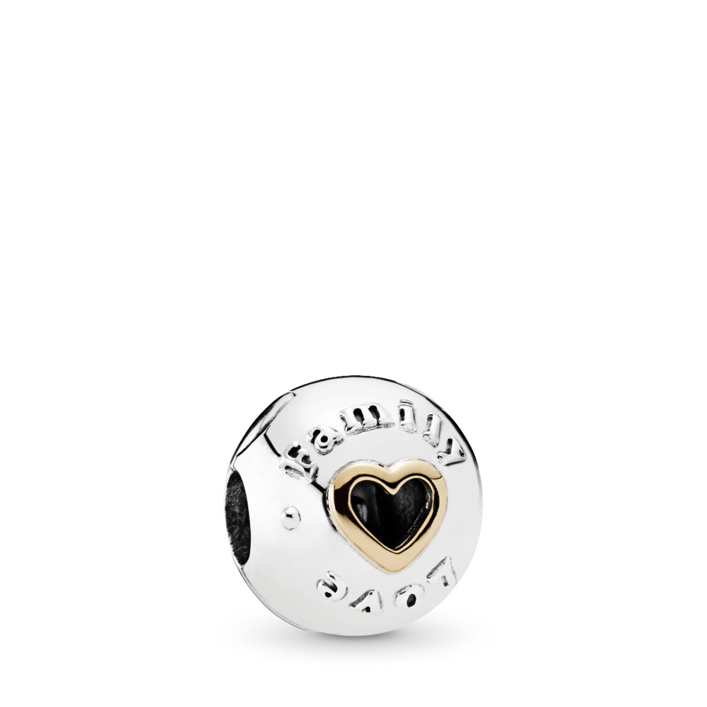 Family & Love, Two Tone - PANDORA - #792110