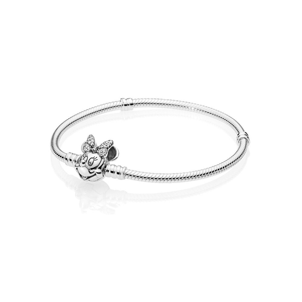 Fashion style Pandora Plain bracelet for girls