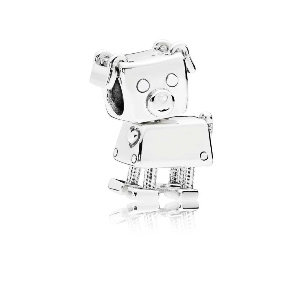 Bobby Bot Charm