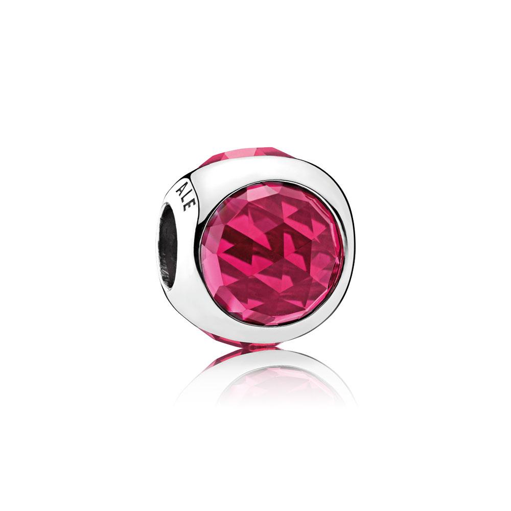 Radiant Droplet, Cerise Crystals