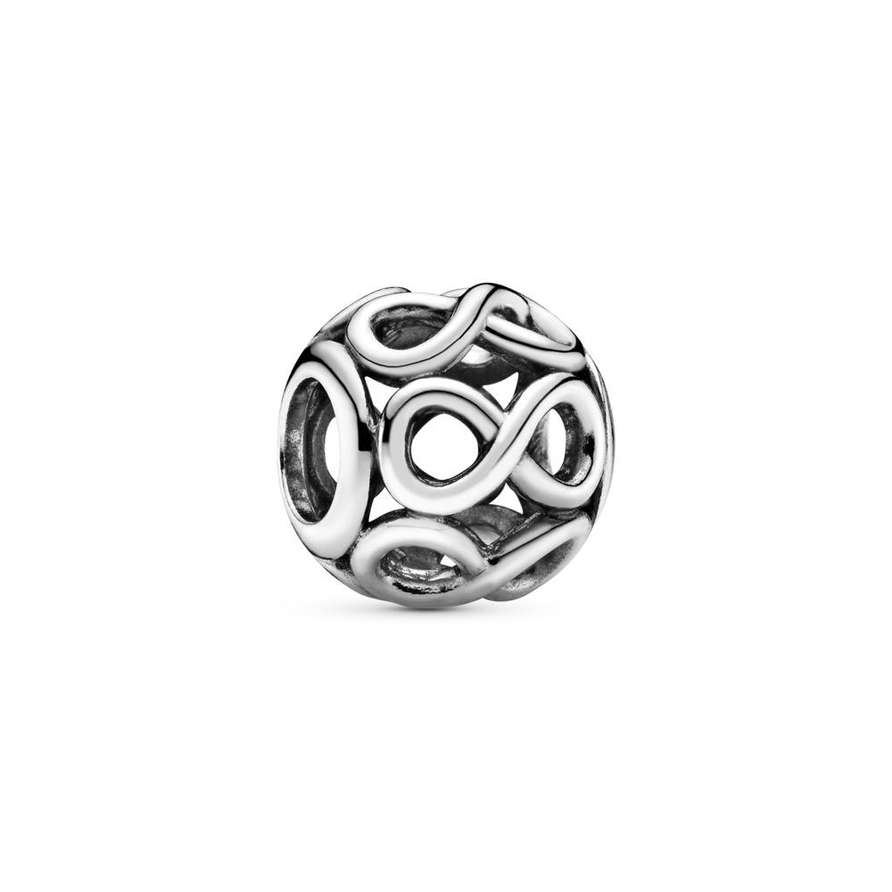 Infinie brillance, Argent sterling, Aucun autre matériel, Aucune couleur, Aucune pierre - PANDORA - #791872