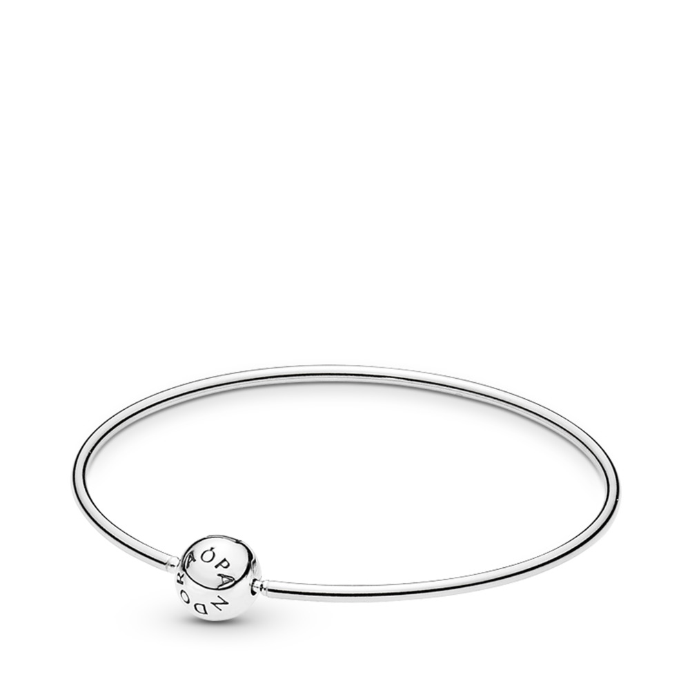 PANDORA ESSENCE COLLECTION Bangle, Sterling silver - PANDORA - #596006
