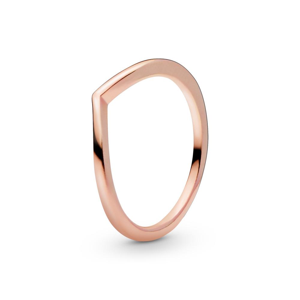 de12bf1f1 Pandora Rose™ Wishbone Ring Stack