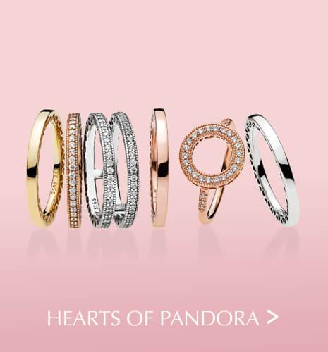 Hearts of PANDORA
