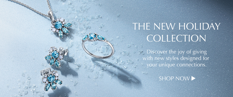 The New Holiday Collection. Shop Now.