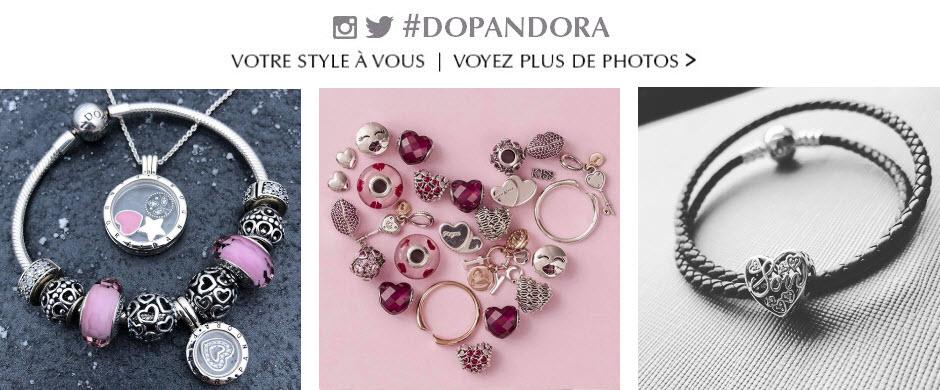 #DOPANDORA Affichez Votre Style | Voir Plus D'Images