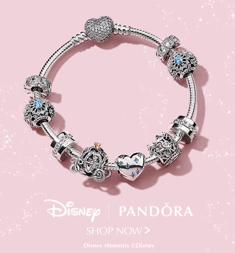 Disney | PANDORA. Shop Now