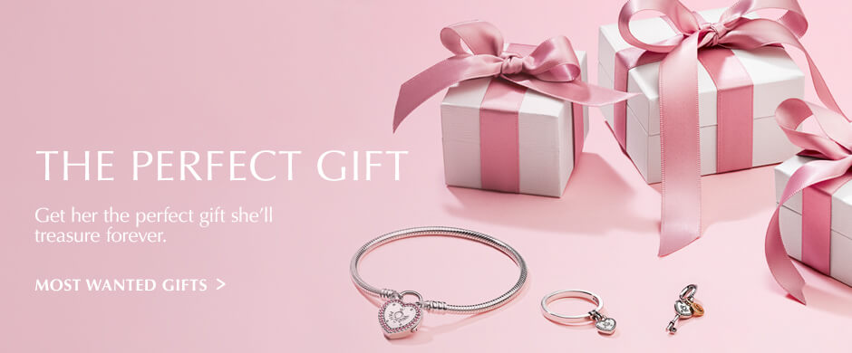 The Perfect Gift. Give her the perfect gift she'll treasure forever. Most Wanted Gifts.