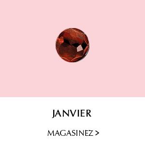 Janvier. Magasinez.