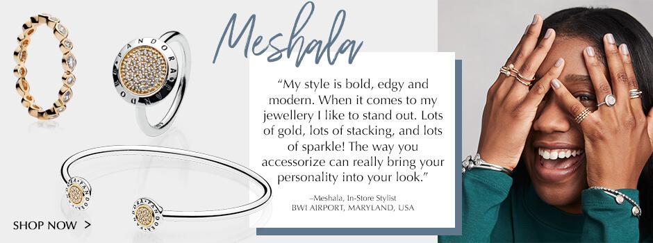 Stylist Meshala